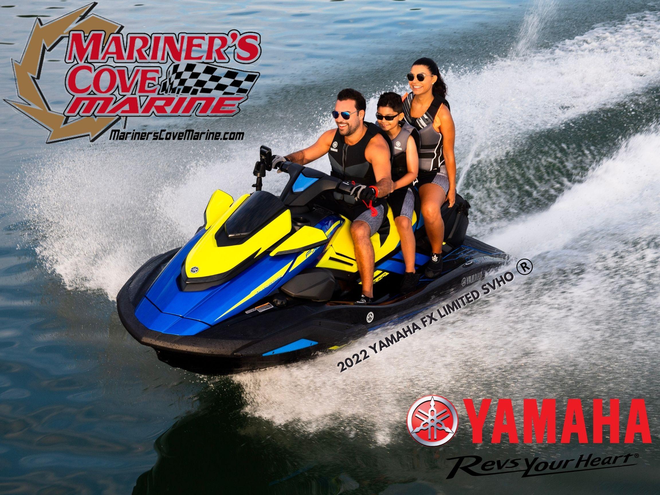 2020 Yamaha Fx Limited Svho Mcm